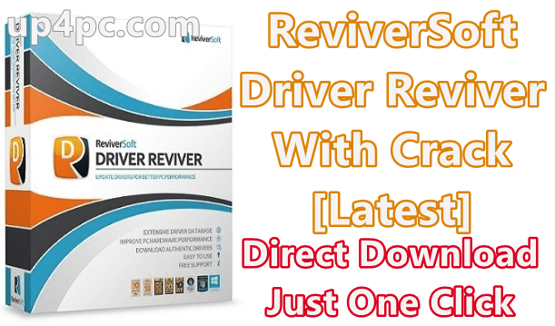 ReviverSoft Driver Reviver 5.31.3.10 Crack