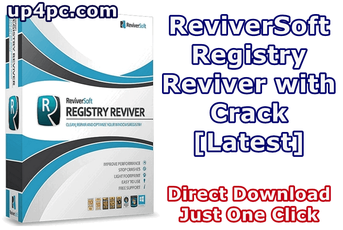 ReviverSoft Registry Reviver 4.22.0.26 with Crack [Latest]