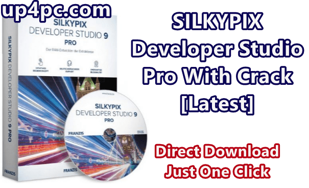 SILKYPIX Developer Studio Pro 9.0.14.0 with Crack [Latest]
