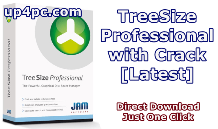 TreeSize Professional 7.1.3.1467 (x64) with Crack [Latest]