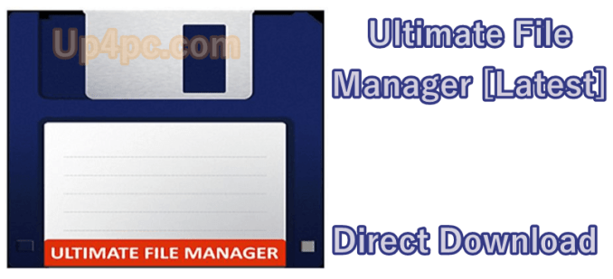 Ultimate File Manager 5.9