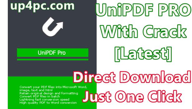 UniPDF PRO 1.3.3