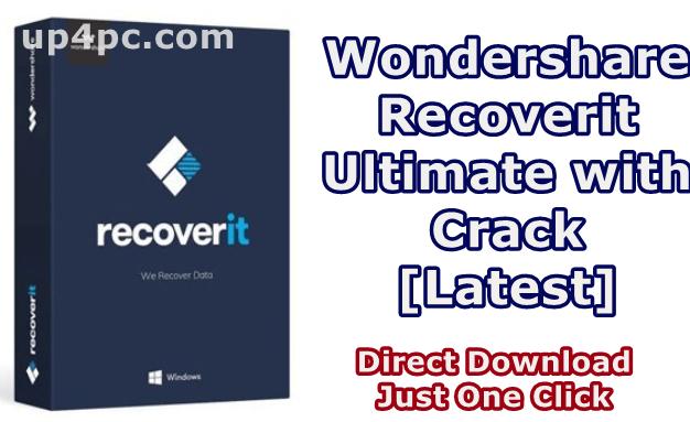 Wondershare Recoverit Ultimate 8.2.5.6 with Crack 64bit [Latest]