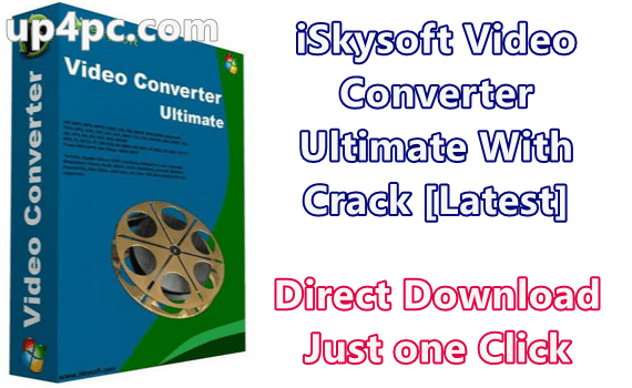 iSkysoft Video Converter Ultimate 11.5.2.1 With Crack [Latest]