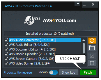 AVS Audio Editor Serial key