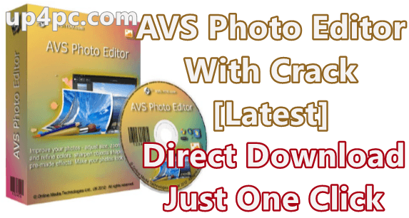 AVS Photo Editor 3.2.3.167 With Crack [Latest]