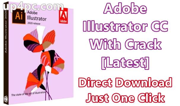 Adobe Illustrator CC 2020 v24.0.1.341 With Crack [Latest]