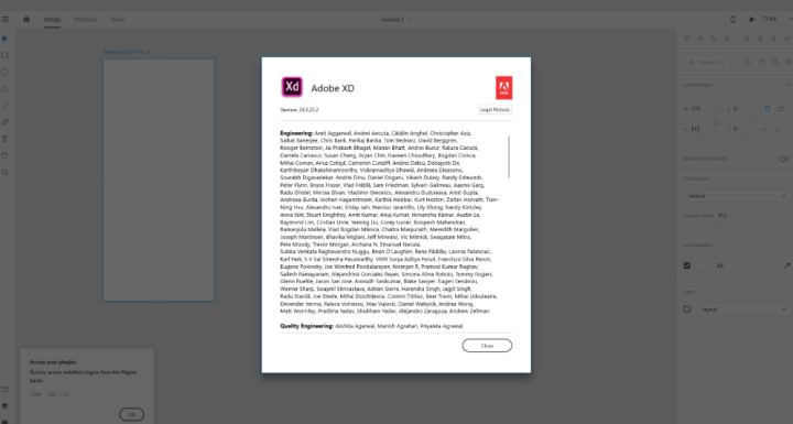 Adobe XD v24.3.22 With Crack [Latest]
