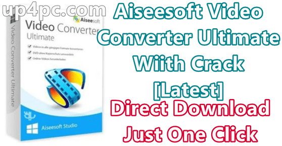 Aiseesoft Video Converter Ultimate 9.2.76 With Crack [Latest]
