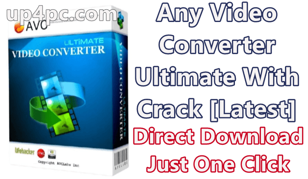 Any Video Converter Ultimate 6.3.5 With Crack [Latest]