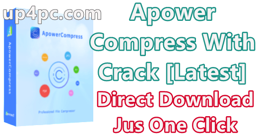 ApowerCompress 1.1.0.7 With Crack [Latest]