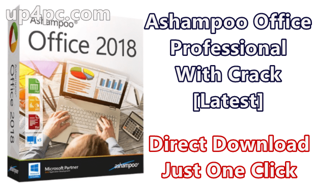 Ashampoo Office Professional 2018 Rev 973.1103 With Crack [Latest]