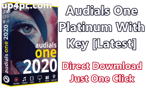 Audials One Platinum 2020.0.67.6700 With Key [Latest]