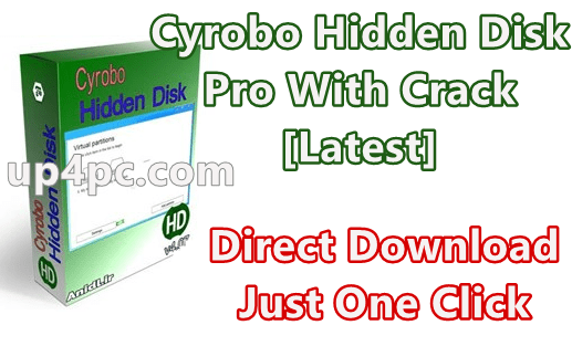 Cyrobo Hidden Disk Pro 5.01 With Crack [Latest]