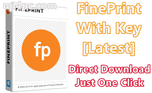 FinePrint 10.07 With Key [Latest]