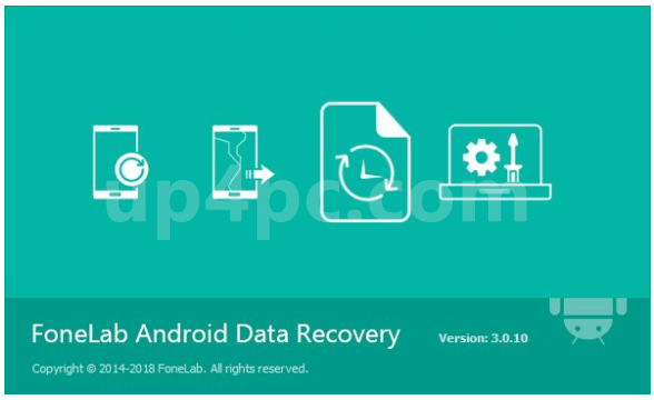 FoneLab Android Data Recovery Crack Free 2