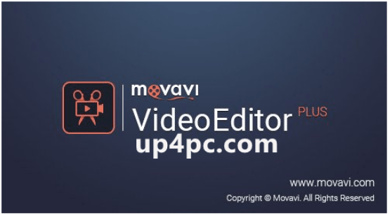 Movavi Video Editor Plus serial key