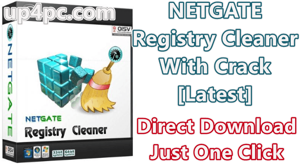 NETGATE Registry Cleaner 2019 18.0.720 With Crack [Latest]