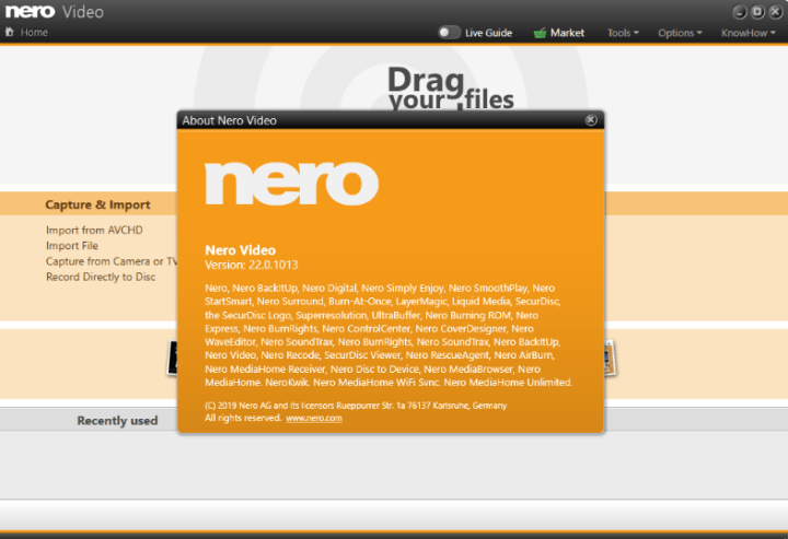 Nero Video 2020 v22.0.1013 With Crack [Latest]