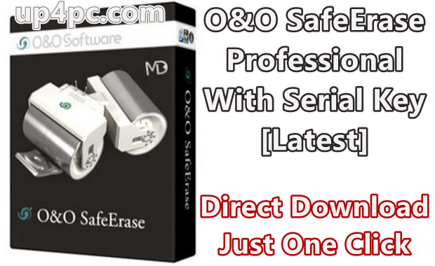 O&O SafeErase Professional 14.6 Build 605 With Serial Key [Latest]