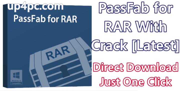 PassFab for RAR 9.4.0.7 With Crack [Latest]