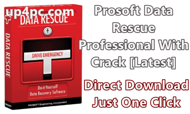 Prosoft Data Rescue Professional Crack [Latest]
