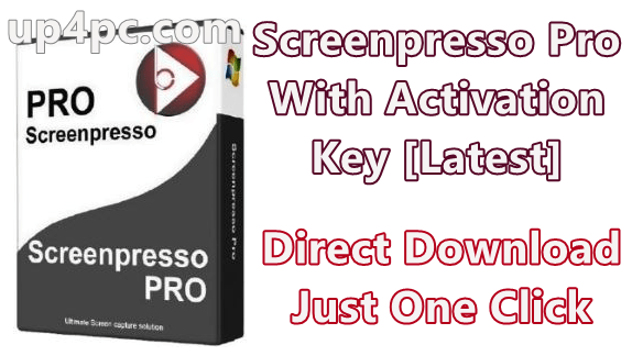 Screenpresso Pro Activation Key [Latest]