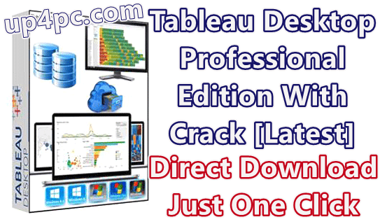 Tableau Desktop Professional Edition 2019.4.0 With Crack [Latest]