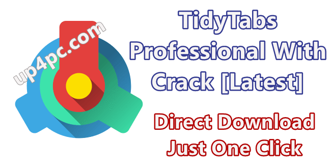 TidyTabs Professional 1.15.0 With Crack [Latest]