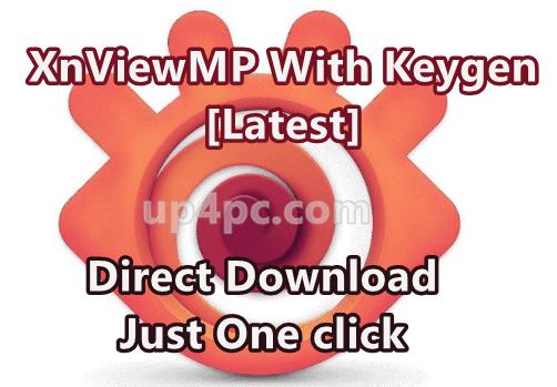 XnViewMP 0.94 With Keygen [Latest]