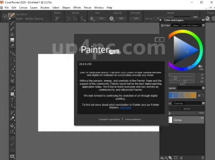 corel painter free download full version with crack