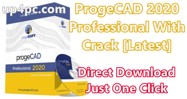 ProgeCAD 2020 Professional 20.0.6.17 With Crack [Latest]