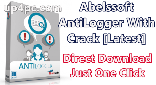 Abelssoft Antilogger 2020 V4.04.61 With Crack [Latest]
