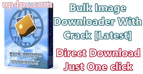 Bulk Image Downloader 5.53.0.0 With Crack [Latest]