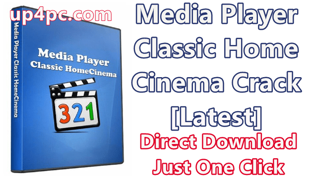 Media Player Classic Home Cinema 1.9.0 With Crack [Latest]