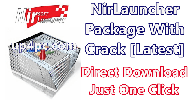 NirLauncher Package 1.23.8 With Crack [Latest]