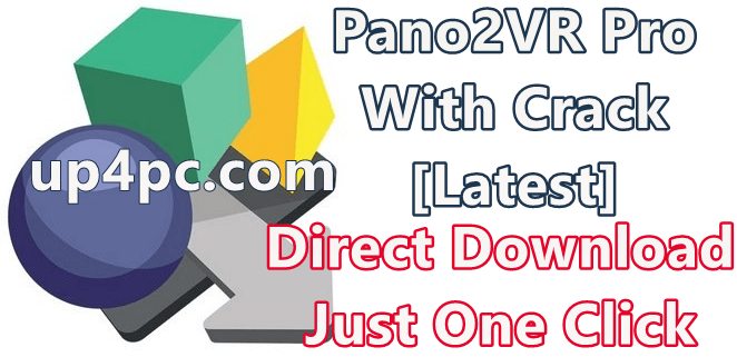 Pano2VR Pro 6.1.2 With Crack [Latest]