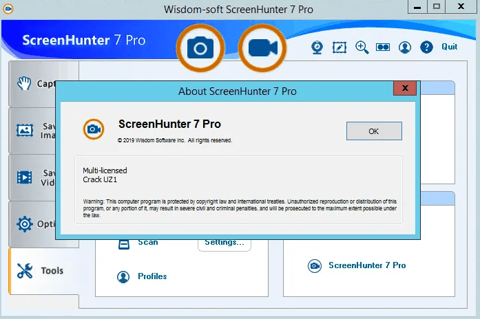 ScreenHunter Pro 7.0.1037 With Crack [Latest]
