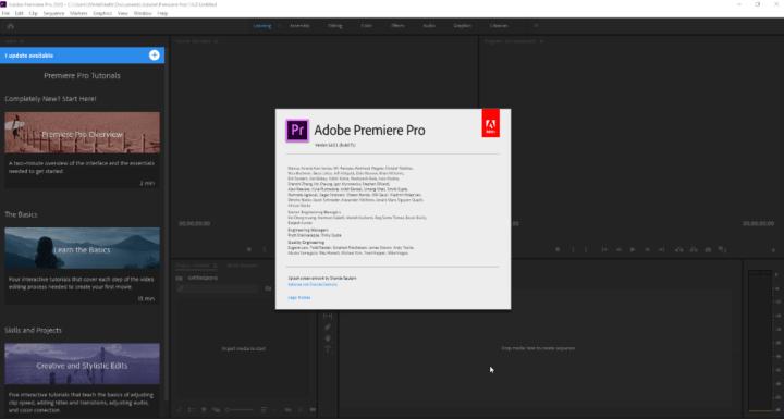 Adobe Premiere Pro 2020 Crack