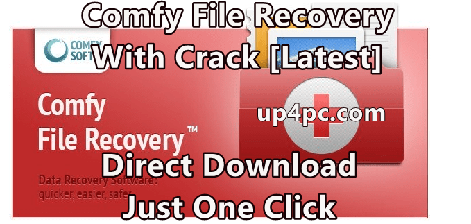Comfy File Recovery 5.0 With Crack [Latest]