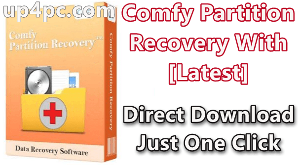 Comfy Partition Recovery 3.0 With Crack [Latest]