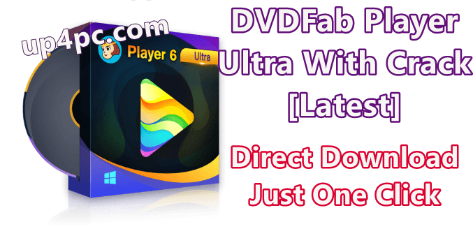 DVDFab Player Ultra 6.0.0.8 With Crack [Latest]