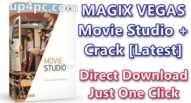 MAGIX VEGAS Movie Studio 17.0.0.103 Crack [Latest]