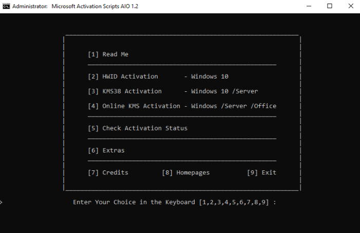 Microsoft Activation Scripts 1.3 Free Download [Latest] 1