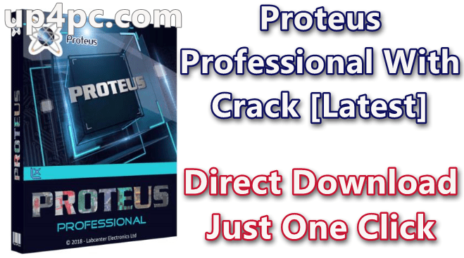 Proteus Professional 8.9 SP2 Build 28501 With Crack [Latest]