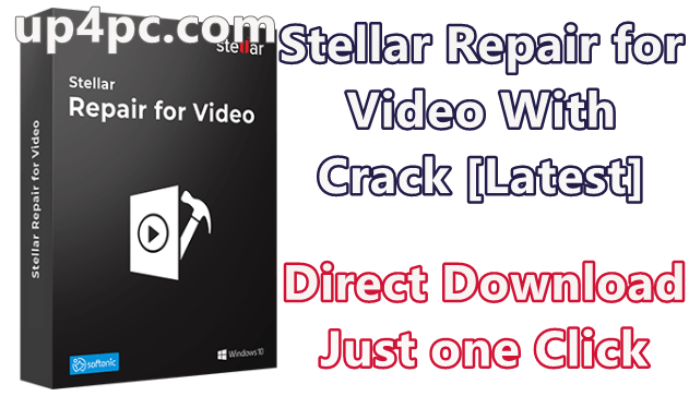 Stellar Repair for Video 5.0.0.2 With Crack [Latest]