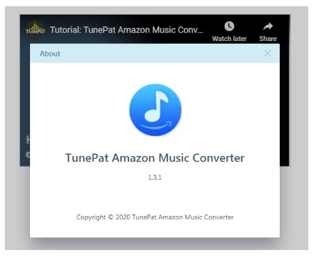 TunePat Amazon Music Converter 1.31 Crack [Latest]