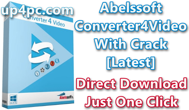 Abelssoft Converter4Video 2020 6.06.59 With Crack [Latest]