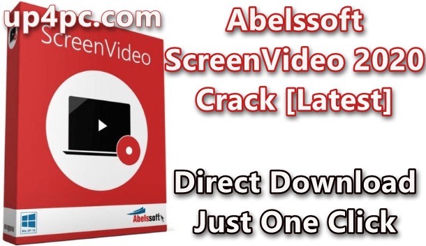 Abelssoft ScreenVideo 2020 v3.2.41 Crack [Latest]