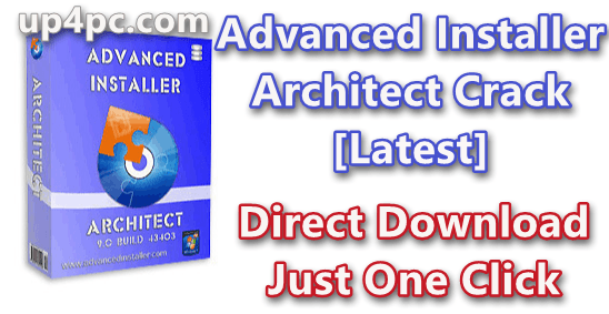 Advanced Installer Architect 16.8 With Crack [Latest]
